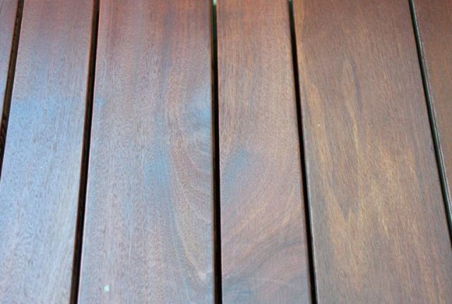 Behr Semi Transparent Deck Stain Coverage