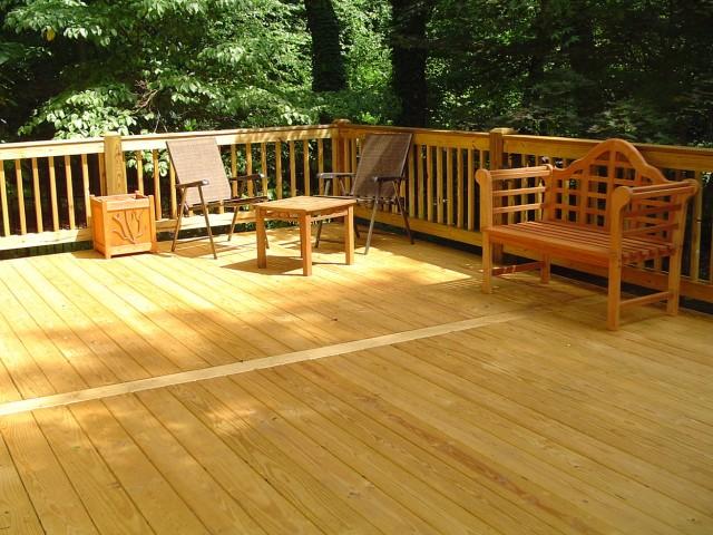 Best Deck Screws For Treated Lumber