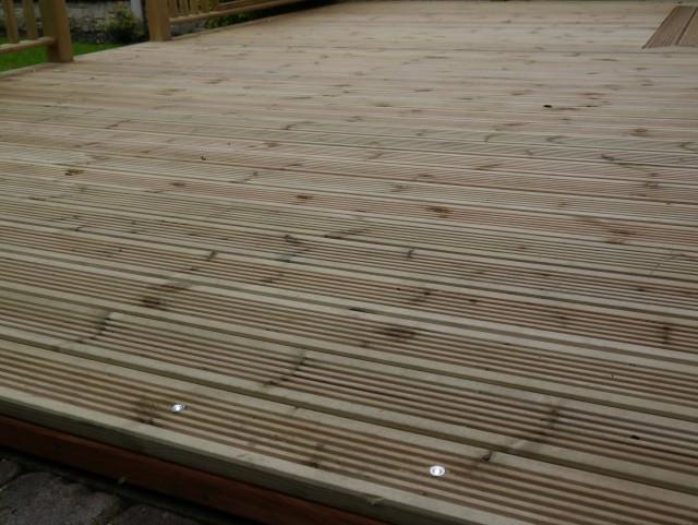 Best Deck Screws Pressure Treated