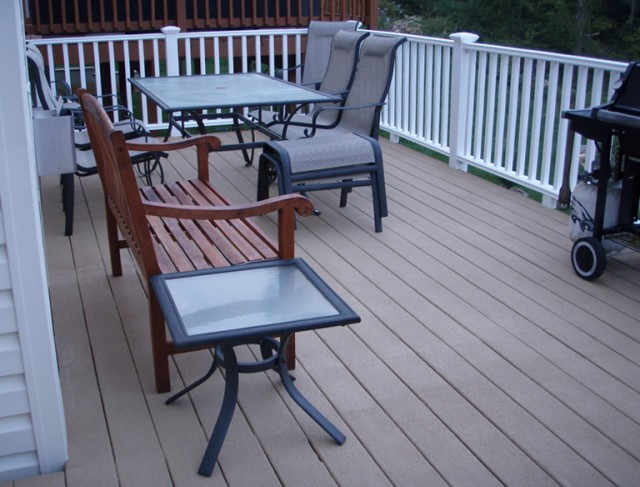 Best Paint For Deck Floors