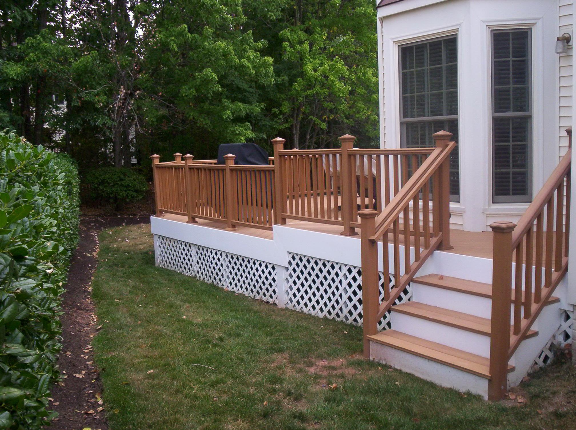 Best Paint For Deck Railing Wood