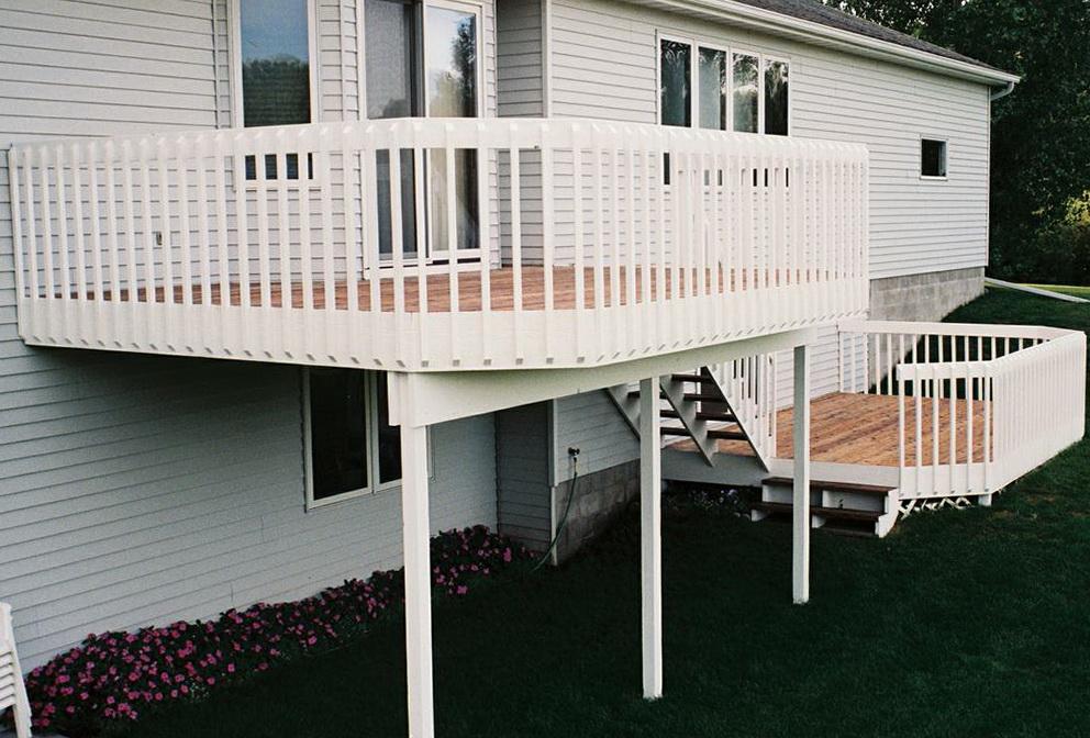 Best Paint For Deck Railings