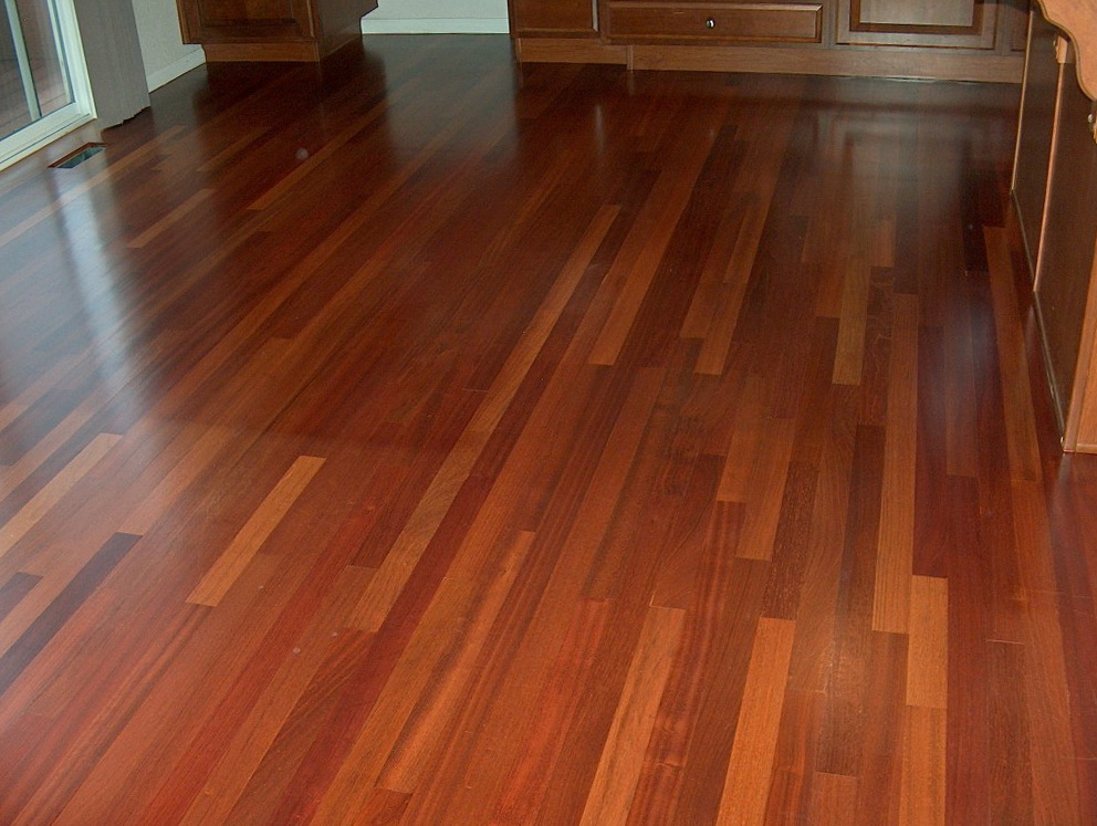 Brazilian Hardwood Decking Care