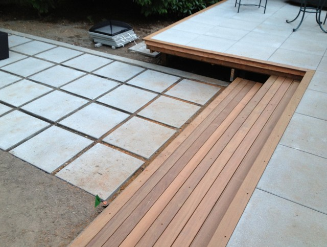 Brazilian Hardwood Decking Maintenance