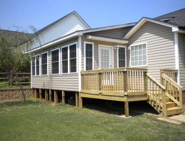 Build A Deck Estimator