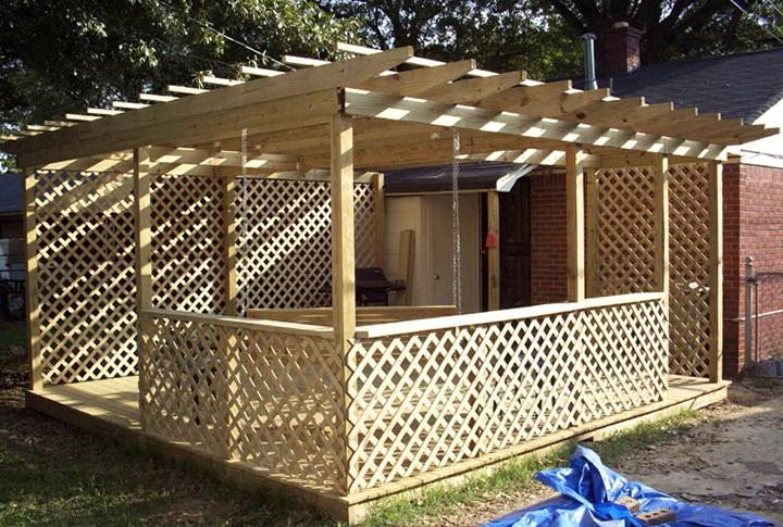 Build A Deck Instructions