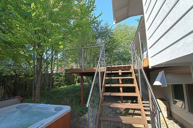 Building Deck Railing Stainless Steel