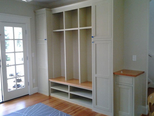 Built In Closet Dresser Plans
