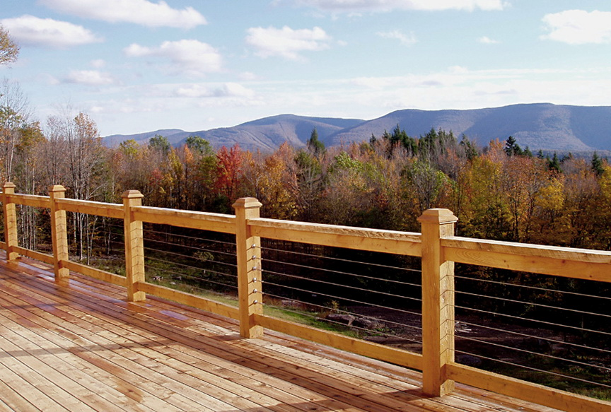 Cable Railing For Decks