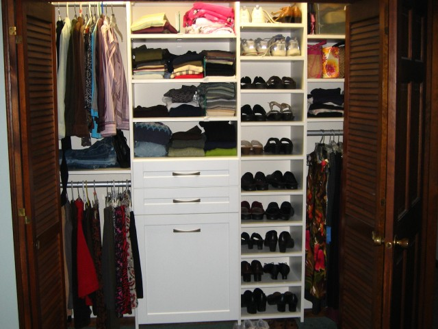 California Closets Portland Maine