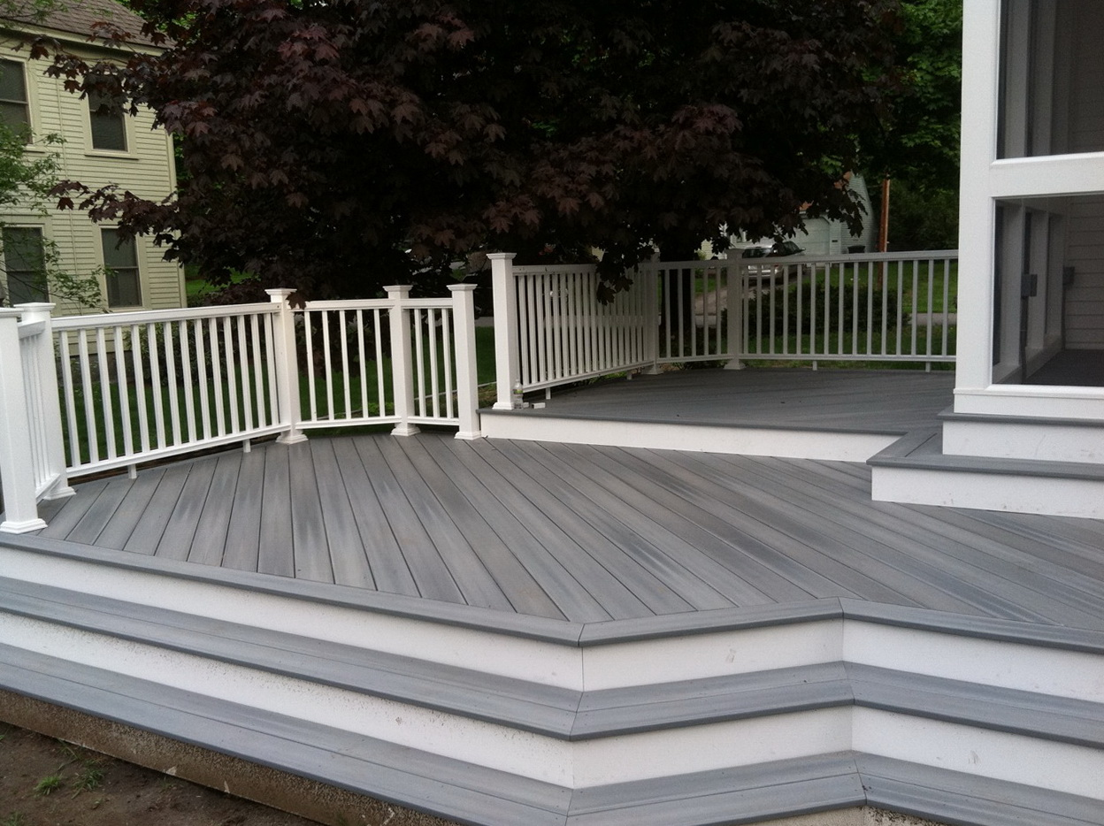 Can You Paint Composite Decking Material | Home Design Ideas