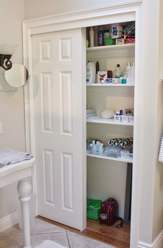 Closet Doors Small Spaces