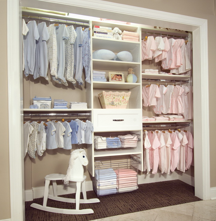 Closet For Baby Clothes