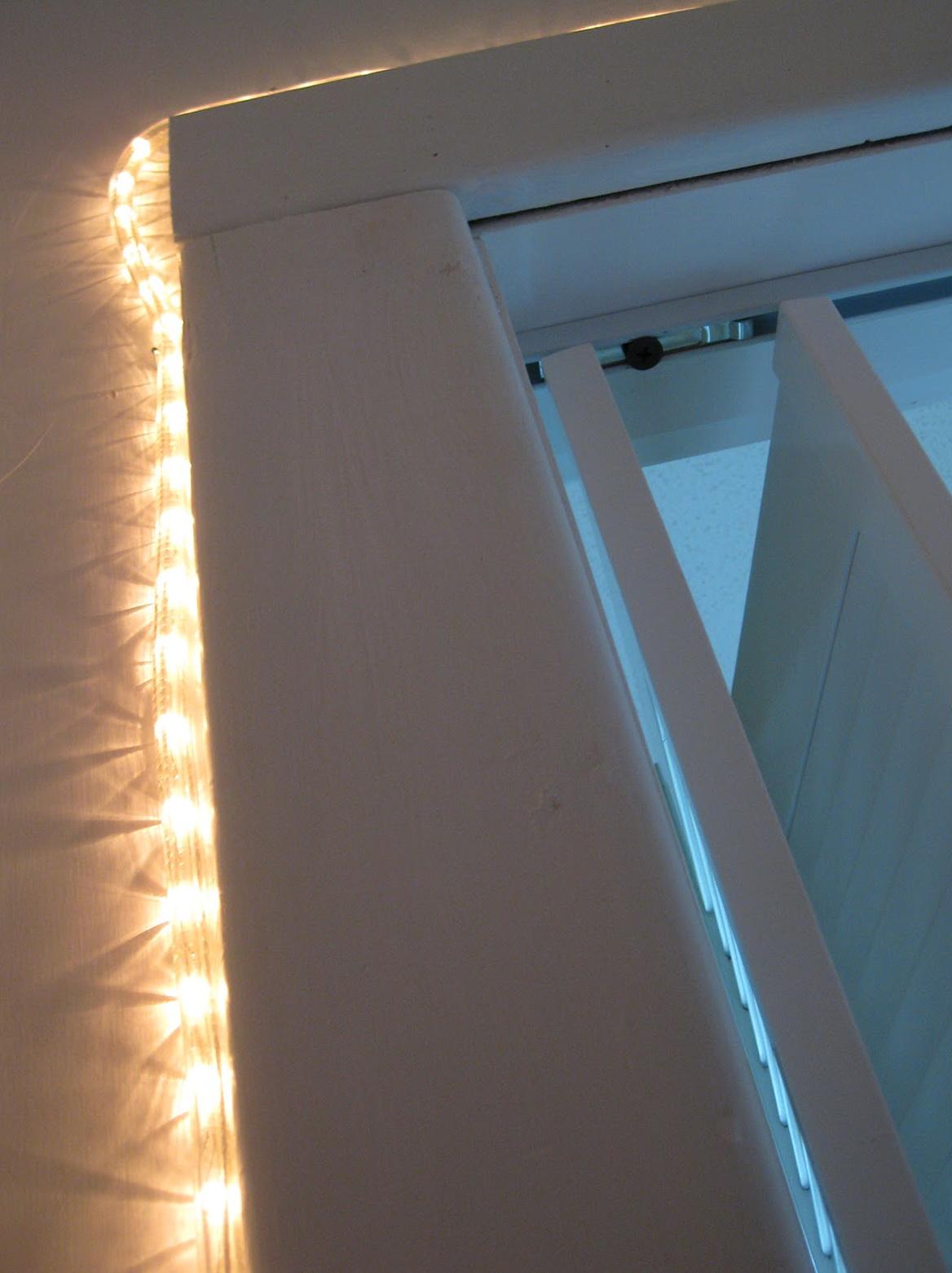 Closet Light Switch Location