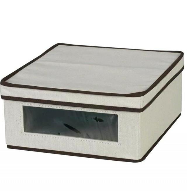 Closet Storage Boxes With Lids