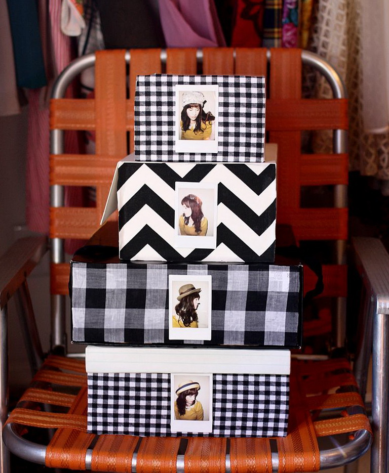 Closet Storage Containers Fabric