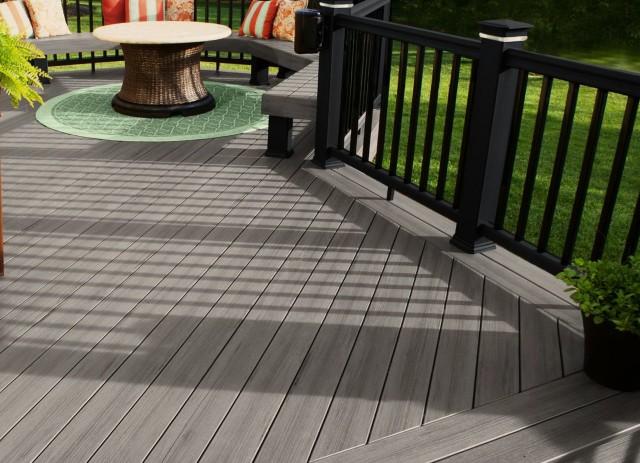 Composite Deck Railing Cost