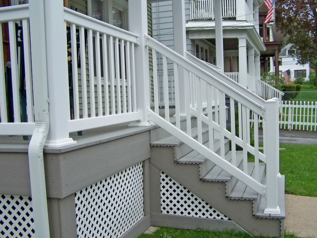 Composite Deck Railing Gates
