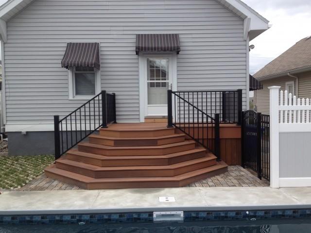 Composite Deck Railing Reviews
