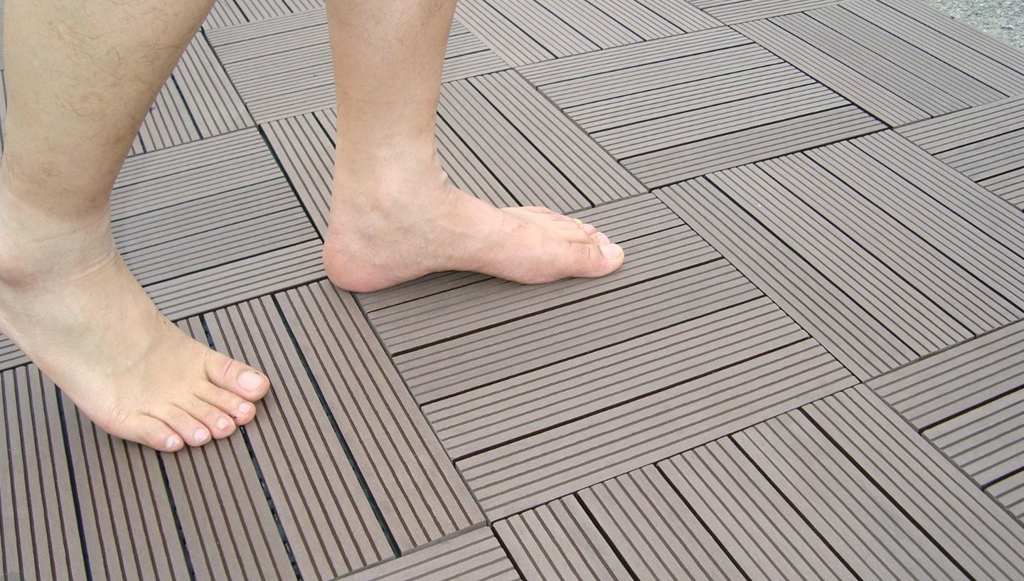 Composite Deck Tiles Reviews