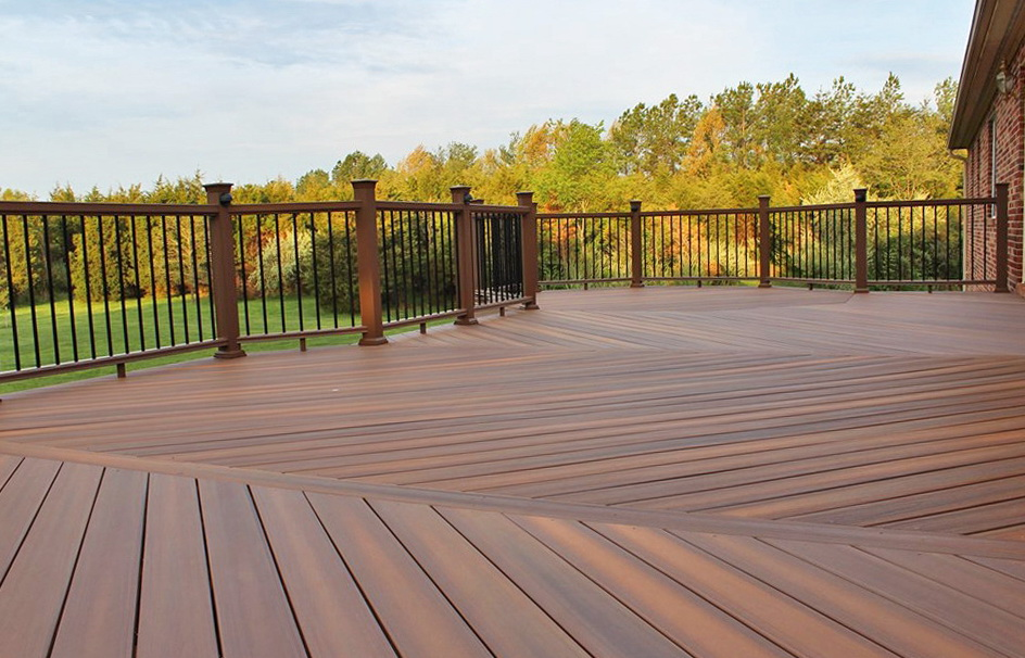 Composite Decking Material Price