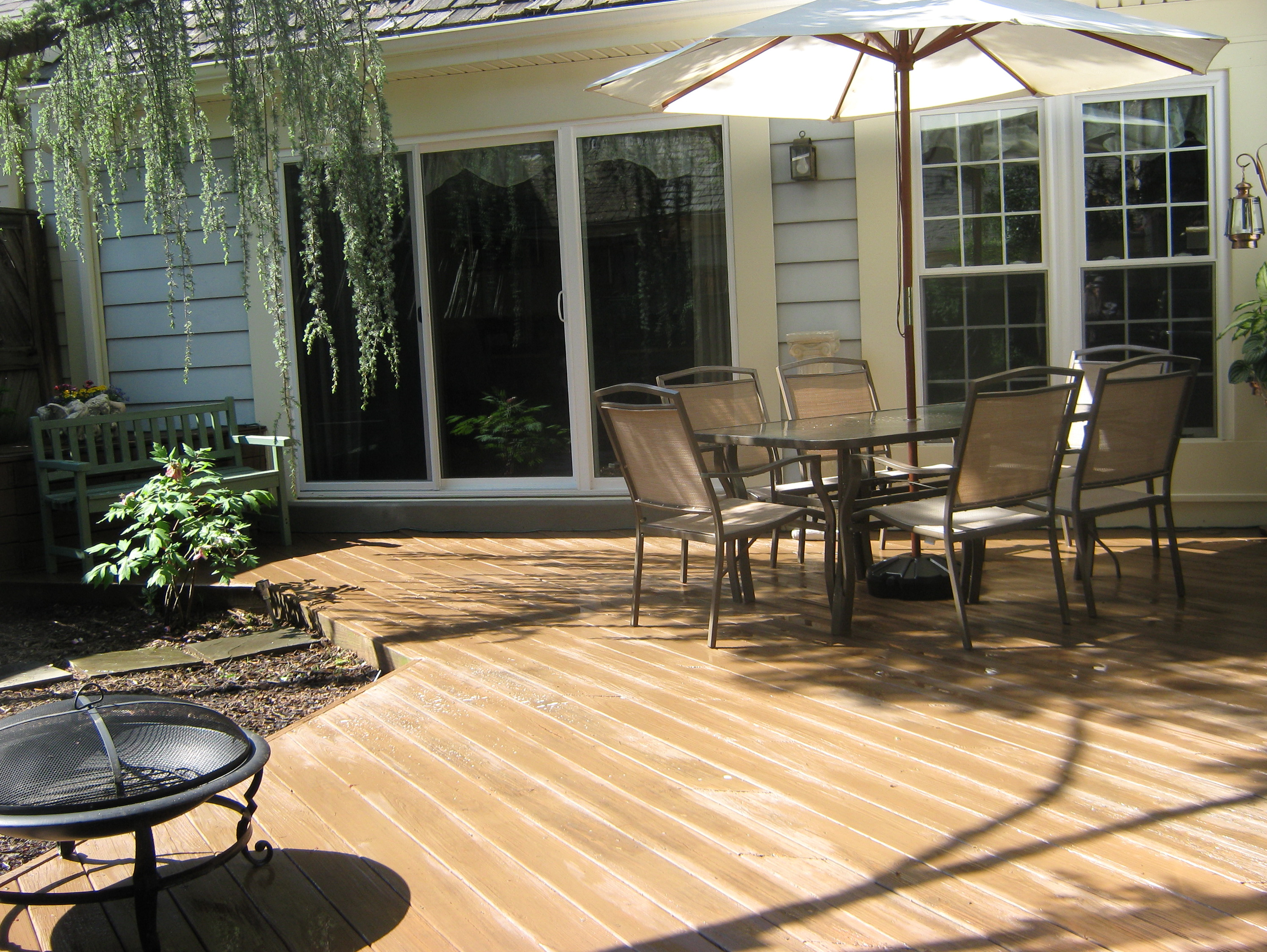 Cost To Seal A Deck
