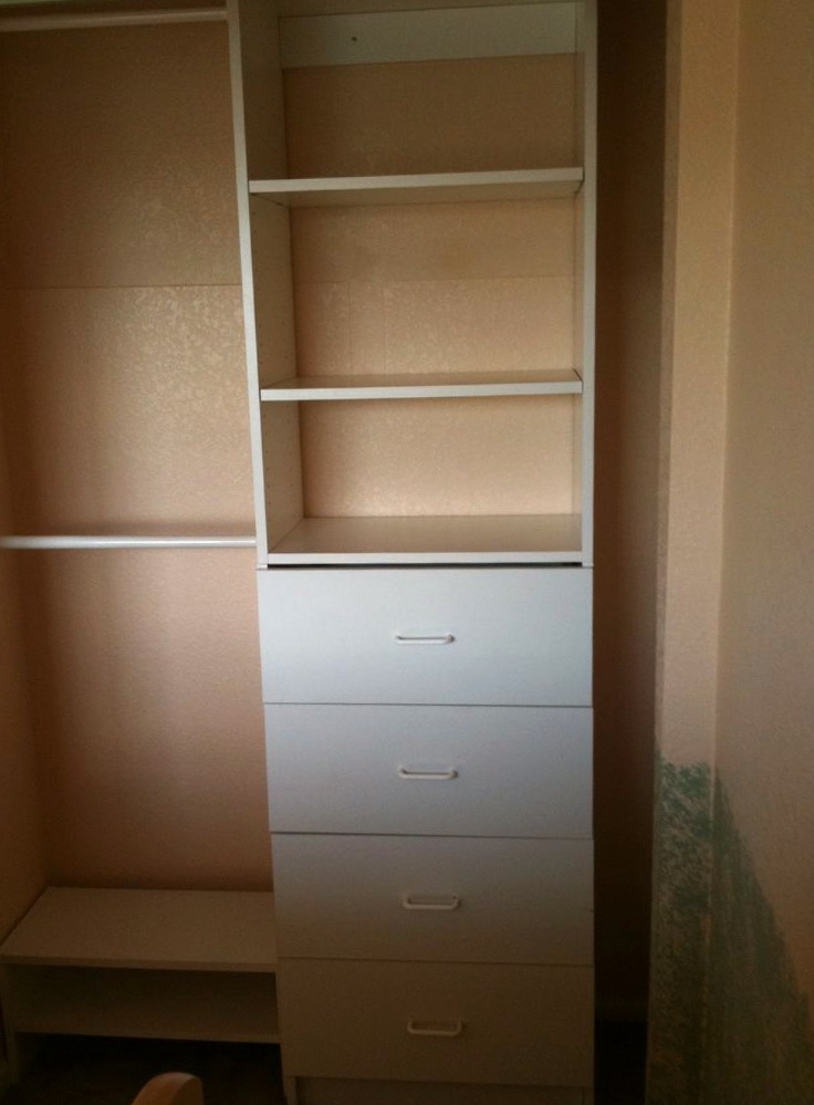 Custom Closet Shelving Diy