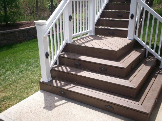 Deck Handrail Code Height