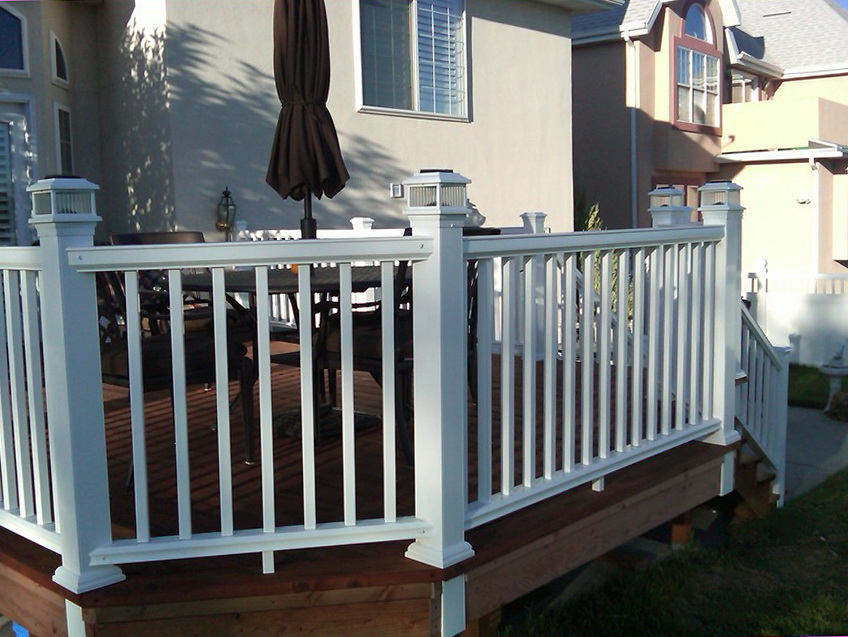 Deck Railing Ideas Cheap