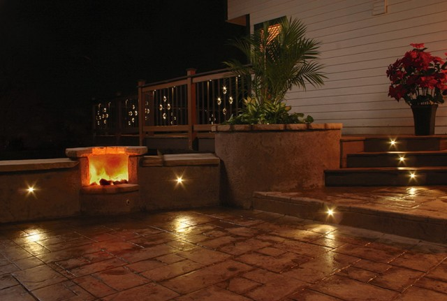 Deck Railing Led Lighting