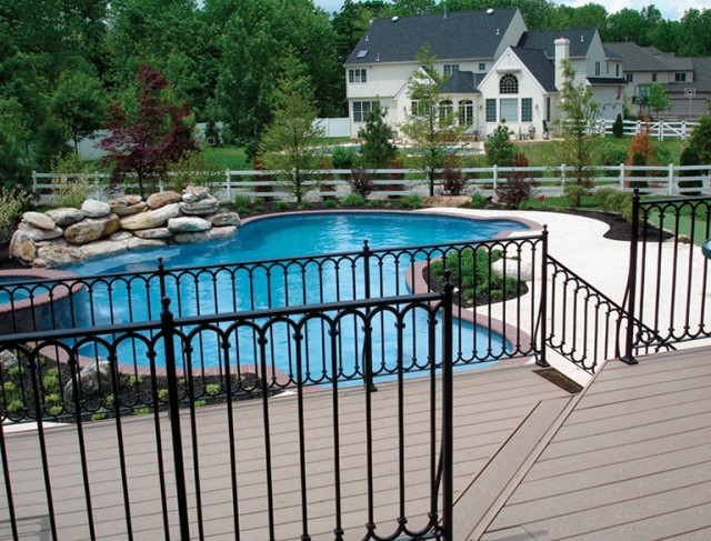 Deck Railing Systems Steel