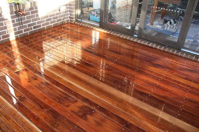 Deck Staining Services Ottawa