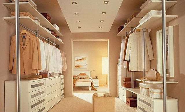 Diy Bedroom Closet Design