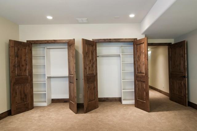 Diy Built In Closet Shelves