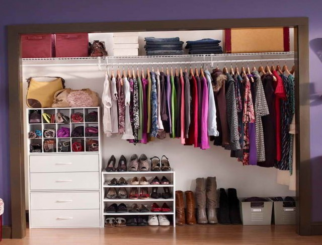 Diy Cheap Closet Organization Ideas
