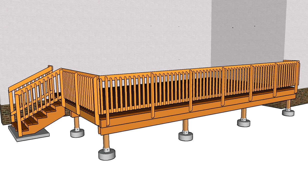 Diy Deck Plans Free