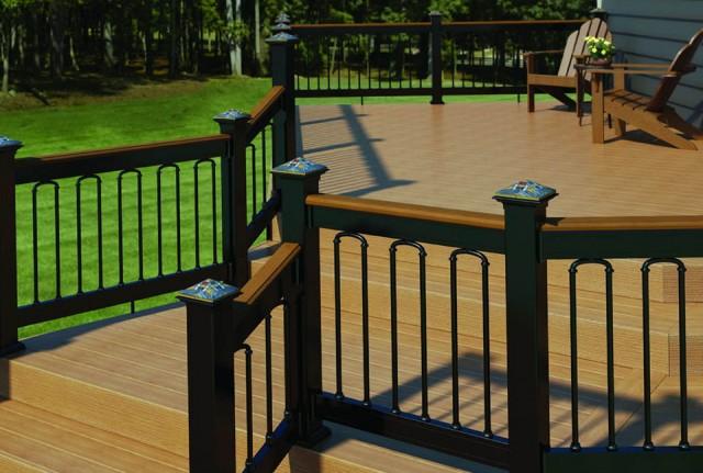 Diy Deck Railing Systems