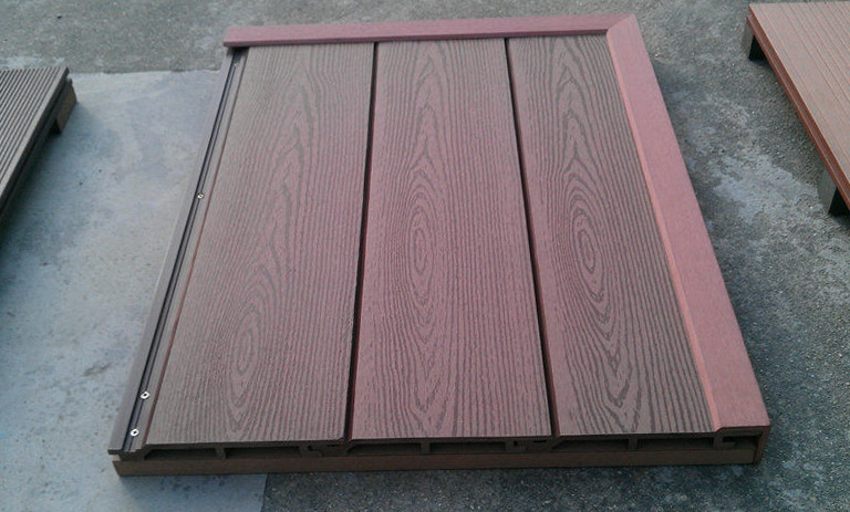 Eco Wood Decking Tiles