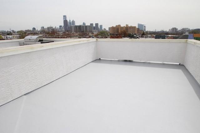 Fiberglass Roof Deck Material