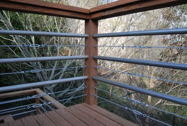 Galvanized Steel Conduit For Deck Railings