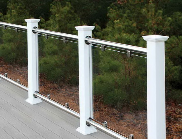Glass Railings For Decks