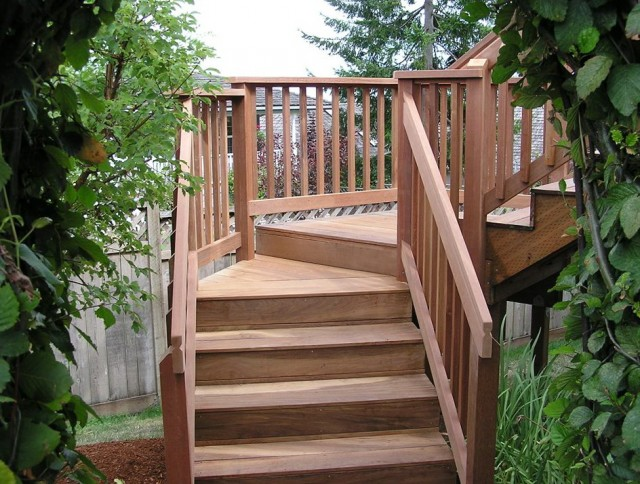 Hand Railing For Decks