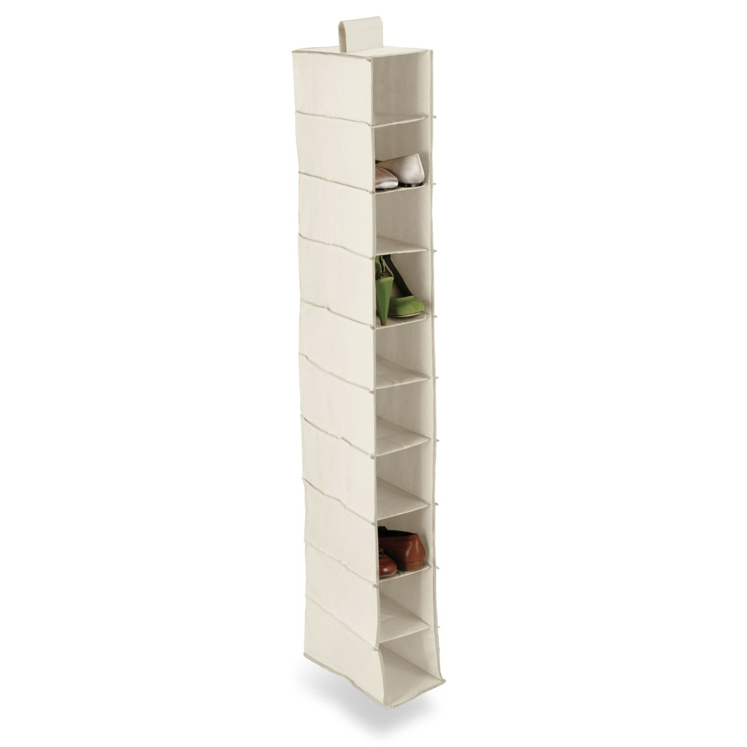 Hanging Shoe Rack For Closet