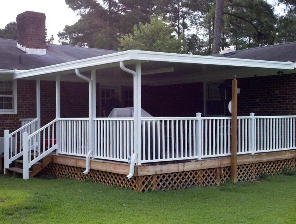 Home Deck Awning Ideas