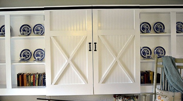 How To Make Barn Doors For Closets