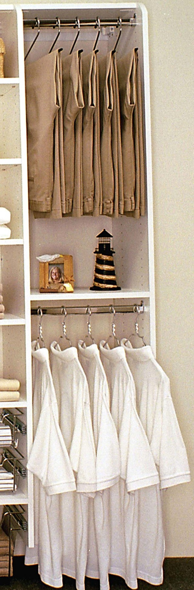 Ideas For Small Closets In Apartments