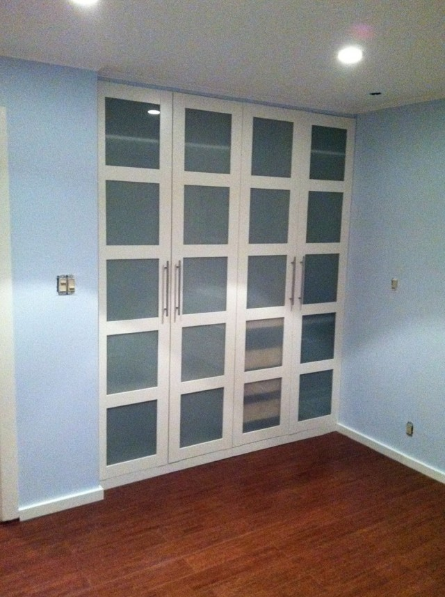 Ikea Custom Closet Doors