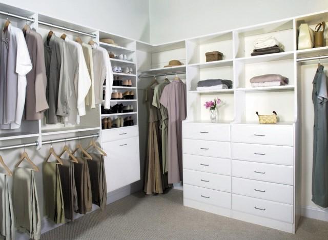 Ikea Custom Closet Organizer