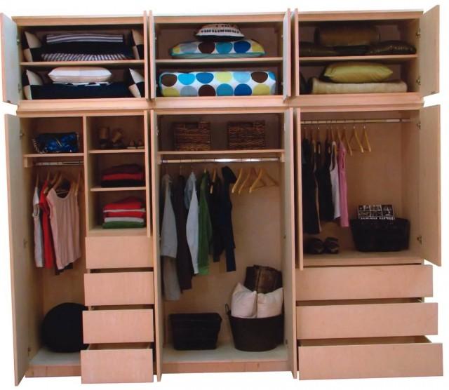 Ikea Dresser In Closet