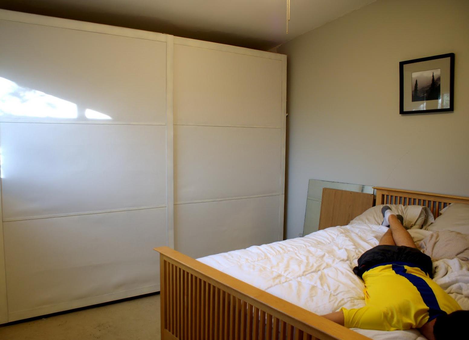 Ikea Sliding Doors Closet